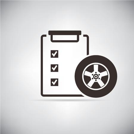 auto service: wheel repair