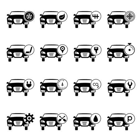 car fix: car icons