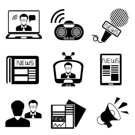 publish: news icons