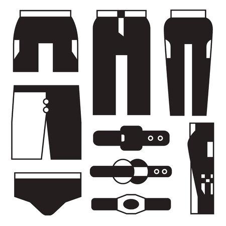 dressy: pantalones de pa�o