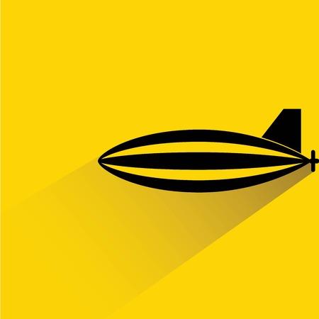 blimp: airship, blimp