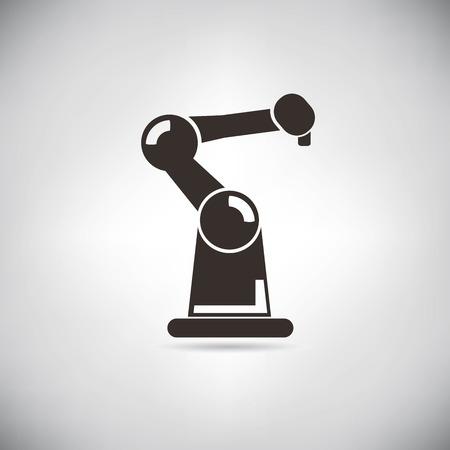robot arm: robot