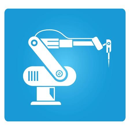 weld: robot