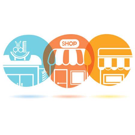 civic: shop store concept