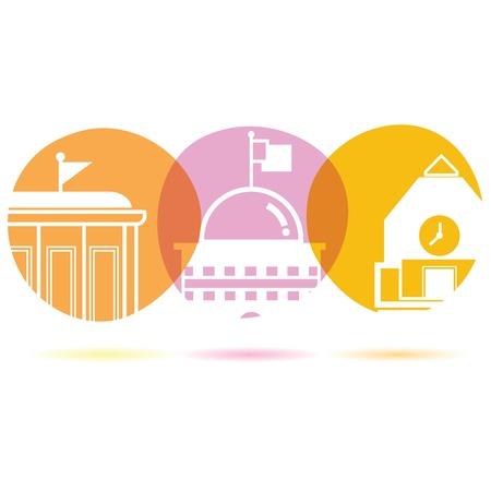 civic: building concept