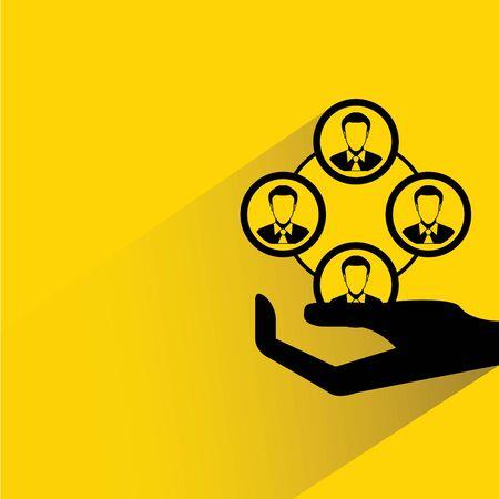 dispensation: organization chart, manpower management