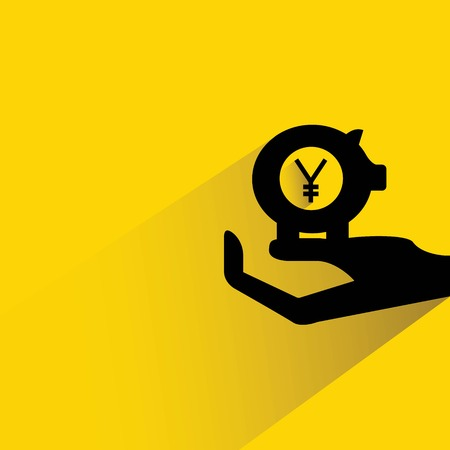 yuan: yuan currency concept