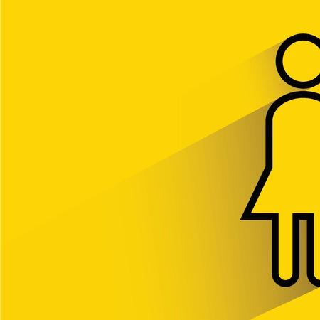 female sign: female sign