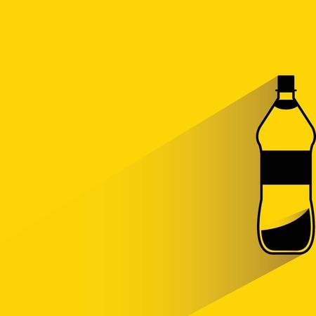 potation: bottle of cola