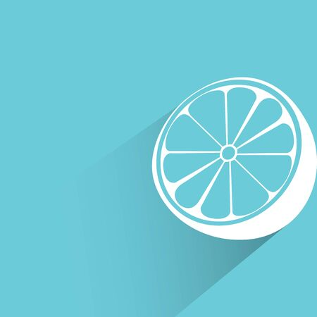 citron: orange, lemon Illustration