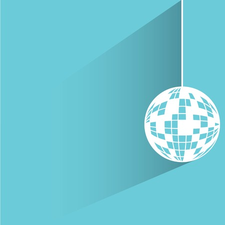 dancefloor: disco ball Illustration