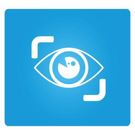 identification: eye sensor