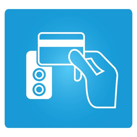 smart key card Vector