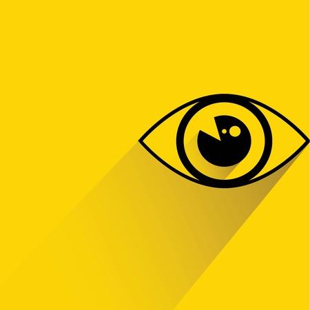 sensor: eye sensor