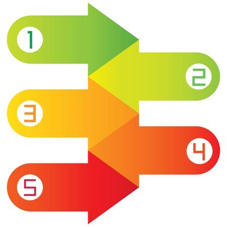 Diagramme de processus Banque d'images - 37119680