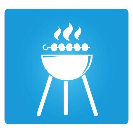 barbecue stove: bbq Illustration