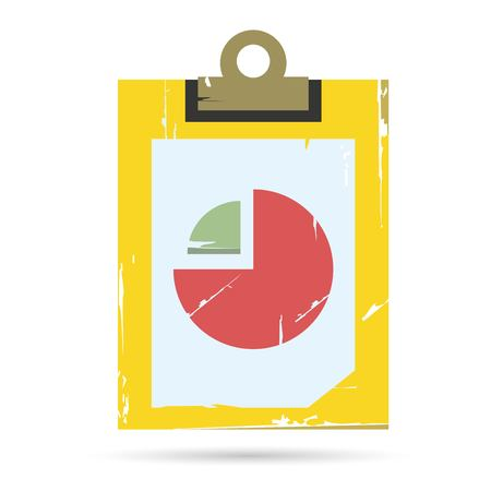 scratch pad: pie chart Illustration