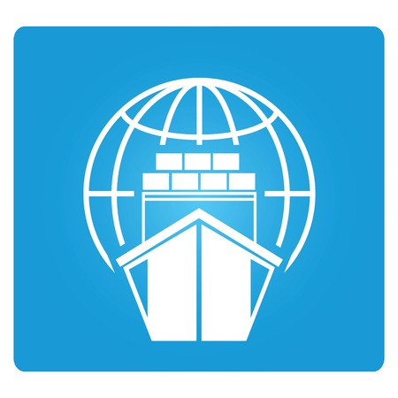vessel: container vessel with global concept