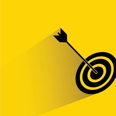 objectivity: dart Illustration