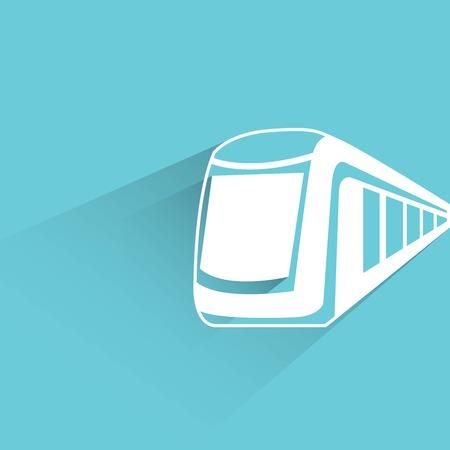 portage: train Illustration