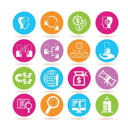 dispensation: organization icons