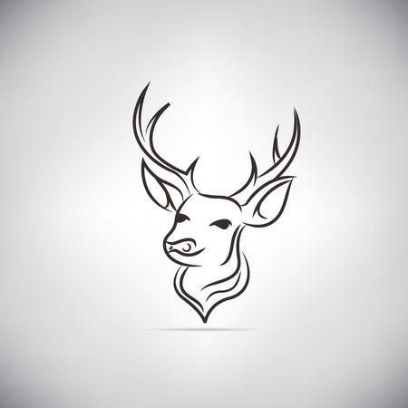 dignified: reindeer