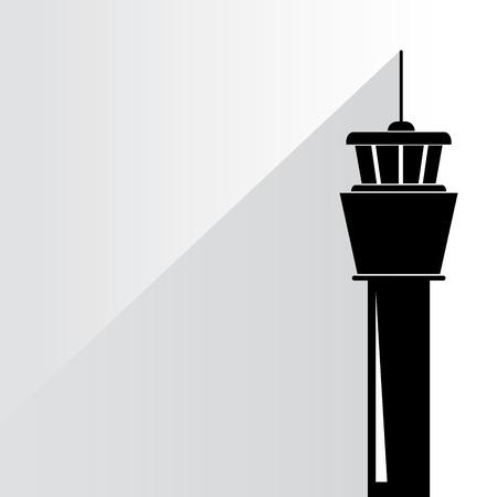Wieża kontroli lotów