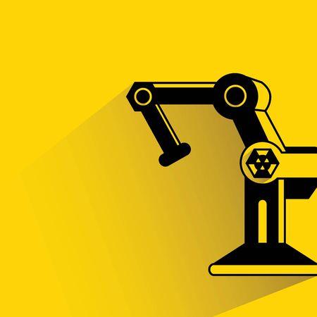 mano robotica: ilustraci�n mano rob�tica