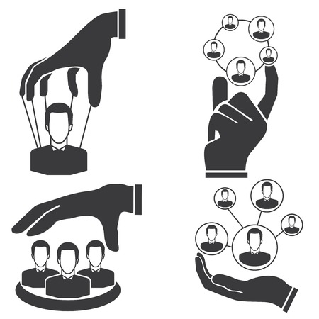enforce: organization and manpower management