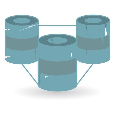 data base: data base illustration  Illustration