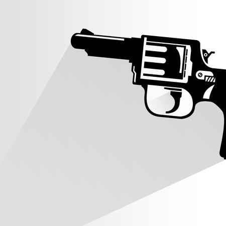 revolver: revolver gun