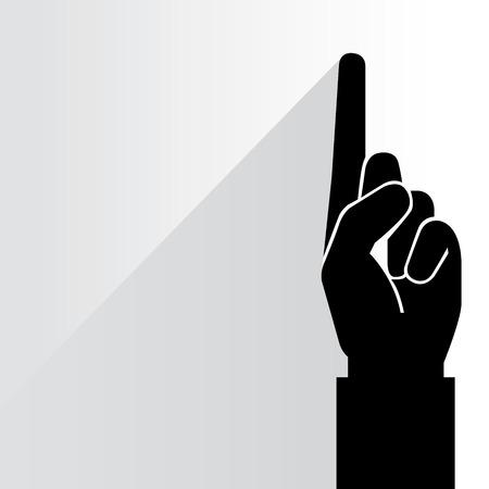 dedo índice