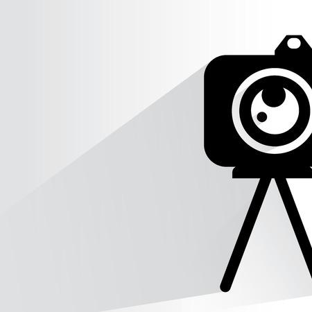 maker: camera illustration