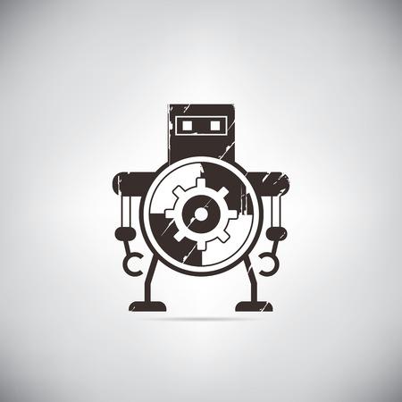 retro robot: retro robot