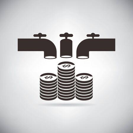 fondos negocios: monetización concepto de financiamiento público