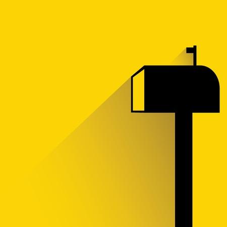 await: mail box