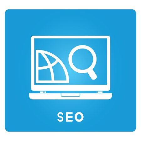 search engine optimization process Vector