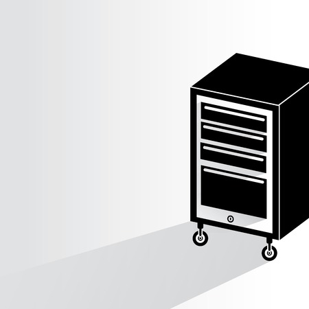 tool cabinet: tool cabinet