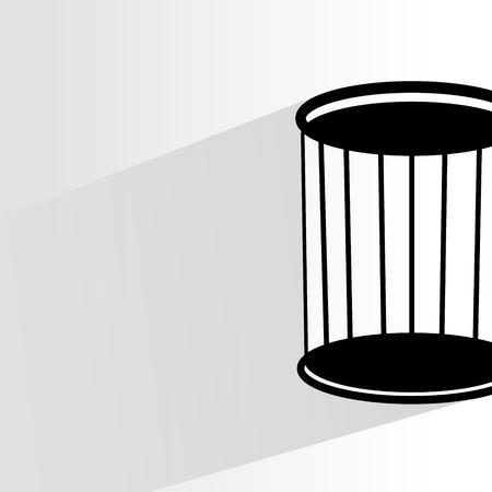 pail tank: basket
