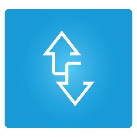 two way arrows