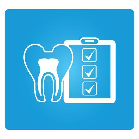 checkup: dental checkup