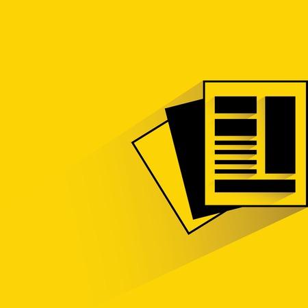 news documents Vector
