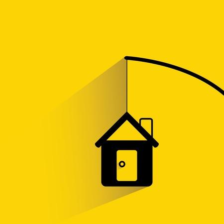 maison: maison Illustration