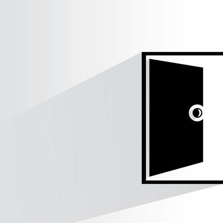 inning: door