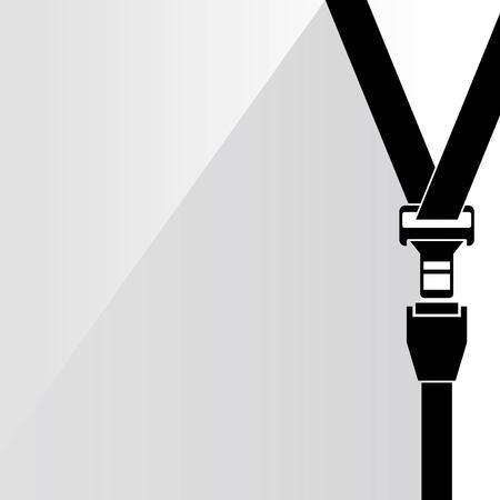safety belt: safety belt