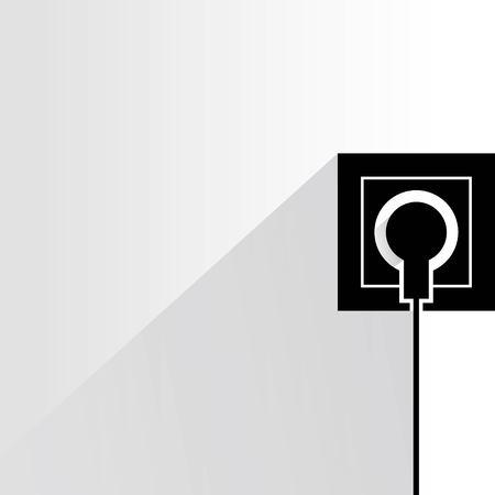 unplugged: cable plug
