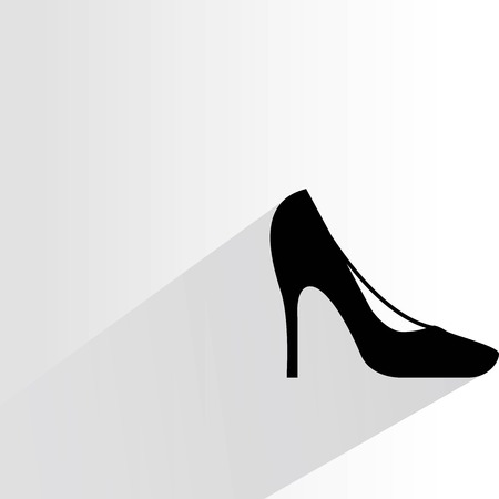 heel: women high heel shoe