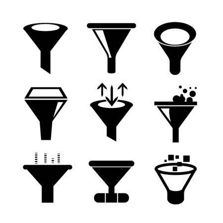 seep: filter icons