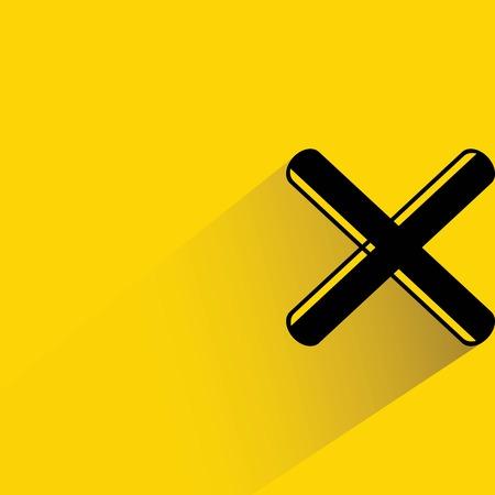 cross mark: cross mark