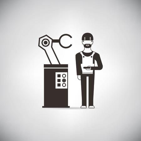 mano robotica: control de ingeniero mano robótica